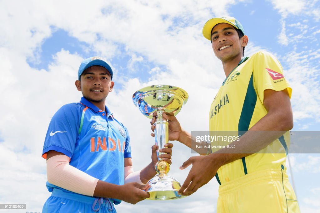ICC U19 Cricket World Cup Final - Training Sessions & Media Opportunity