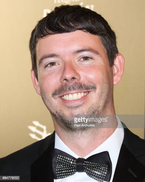 Captian / TV Personality Peter Hammarstedt attends the Sea Shepherd Conservation Society's 40th Anniversary Gala for the oceans at The Montage Hotel...