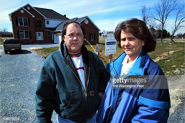 03/13/98 CaptionJan HortonGrace and her husband builder David Grace are against the plan of turning unused farmland into little league baseball...