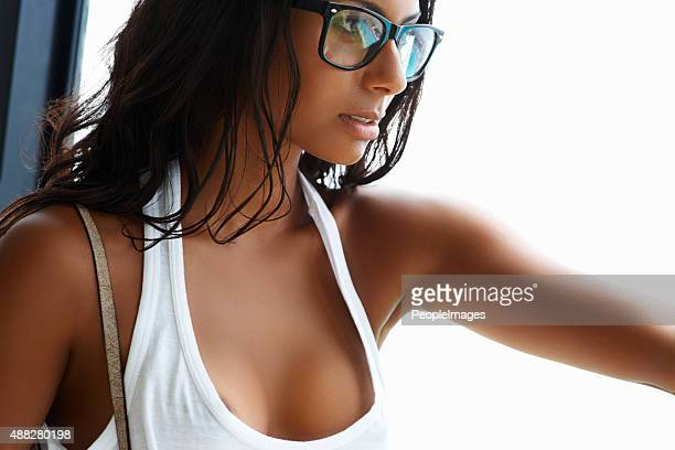 captivating beauty - dressed undressed women stock pictures, royalty-free photos & images