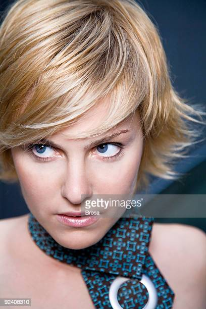 Captivating look