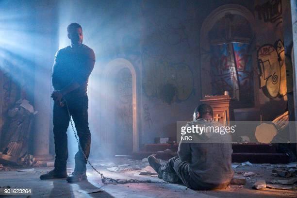 D 'Captive' Episode 512 Pictured LaRoyce Hawkins as Kevin Atwater Mekhi Phifer as Joe