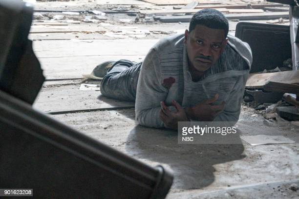 D 'Captive' Episode 512 Pictured Mekhi Phifer as Joe