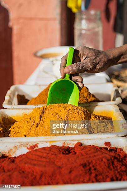 CONTENT] Capture of a spice vendor in Marrakech Morocco