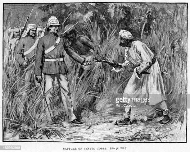 'Capture of Tantia Topee' c19th century