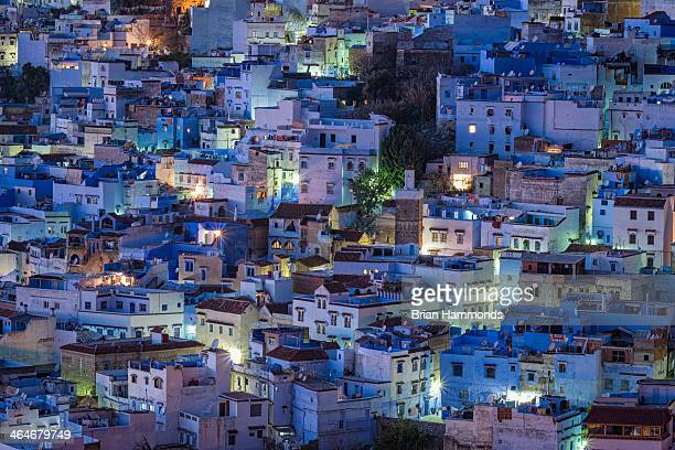 CONTENT] Captured during sunset in Chefchaouen Morocco This image was captured in December of 2013