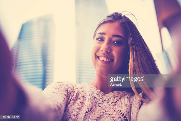 Capturing her time in Gold Coast