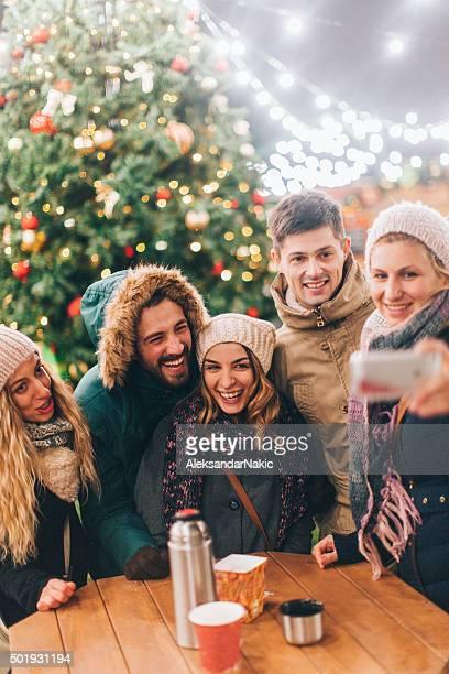 Capturing some precious Christmas moments