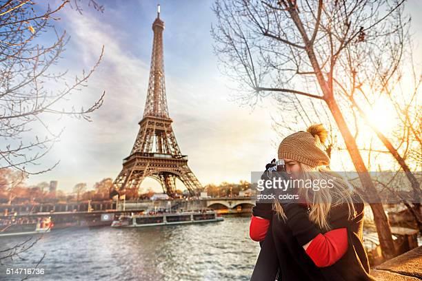 capturing the beautiful Paris