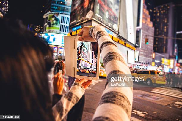Capturing Times Square