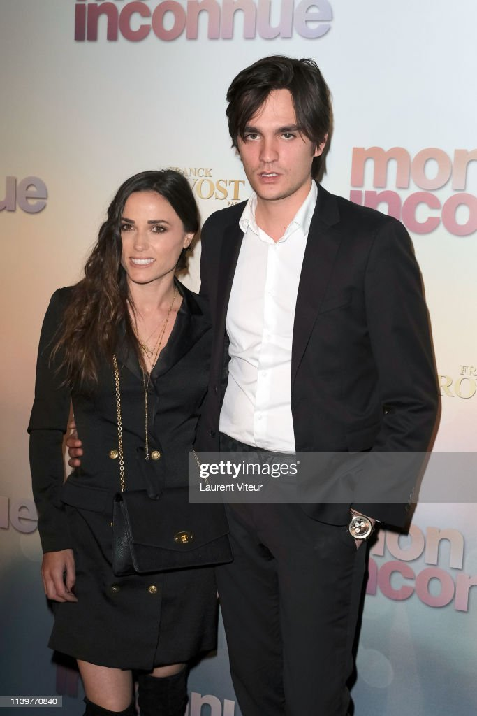 """Mon Inconnue"" Paris Premiere At UGC Normandie In Paris : News Photo"