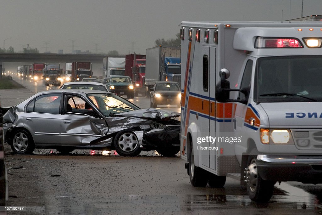 Car  Accident  Crash : Stock Photo