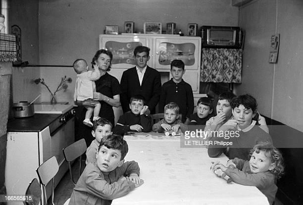 A Car Accident Leaves 19 Orphans Saumur en octobre 1962 Deux frères Raymond et Maurice GUÉRET qui circulaient dans une ID19 pilotée par Robert...