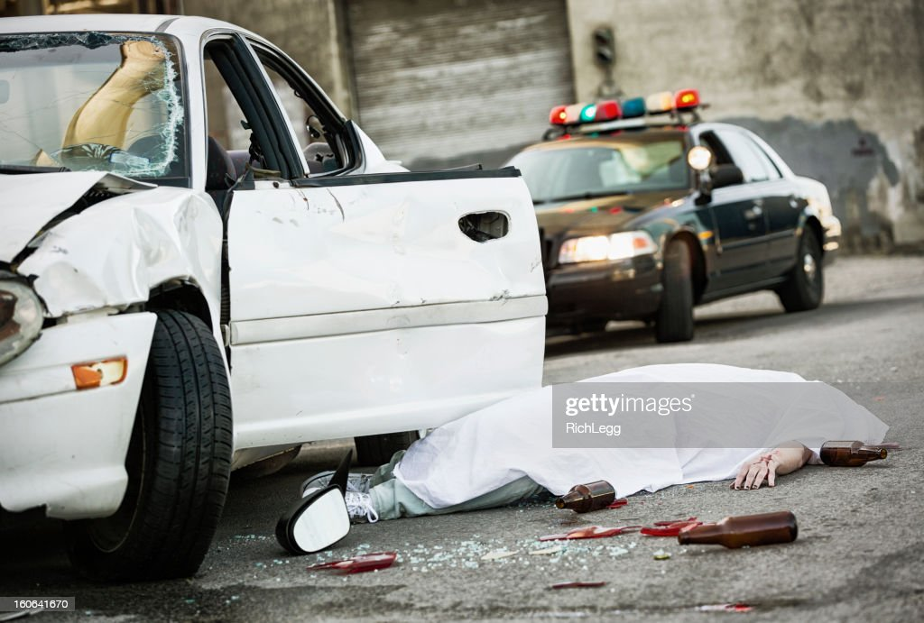 Car Accident : Stock Photo