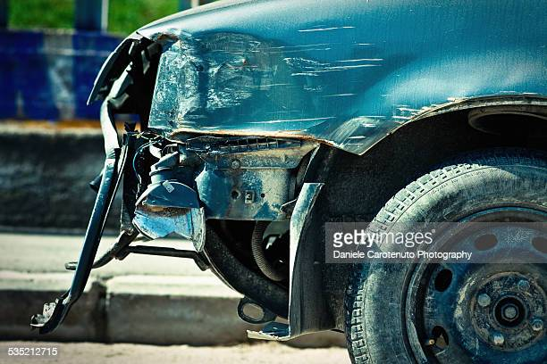 car accident - daniele carotenuto stock pictures, royalty-free photos & images