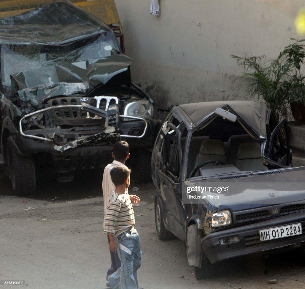 Car accidents at Santacruz Motor Insurance.