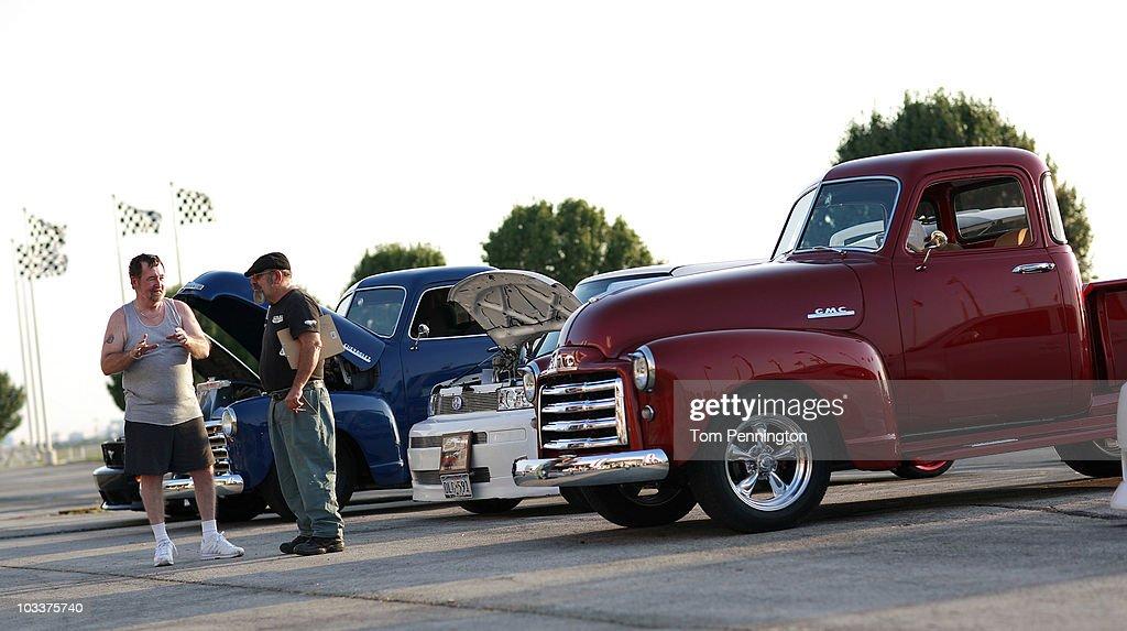 DragnBrag At Texas Motor Speedway Photos And Images Getty Images - Texas motor speedway car show