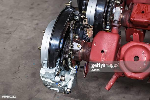 Car brake factory