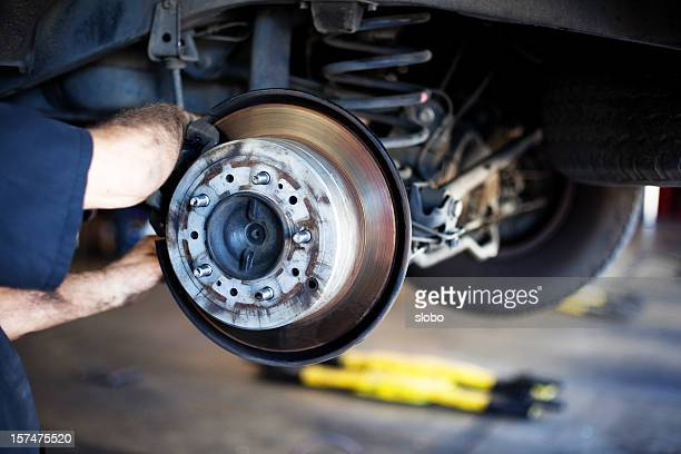 Car Brakes Change