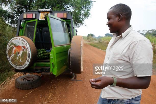 Car breakdown in Uganda Uganda