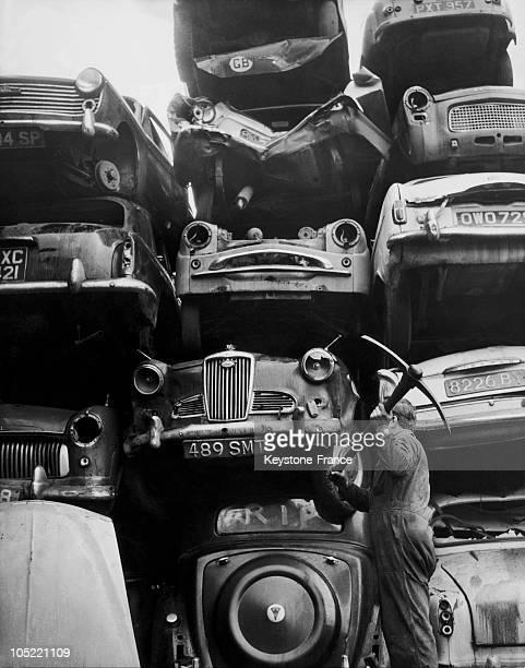 Car Broken Into England In 1970