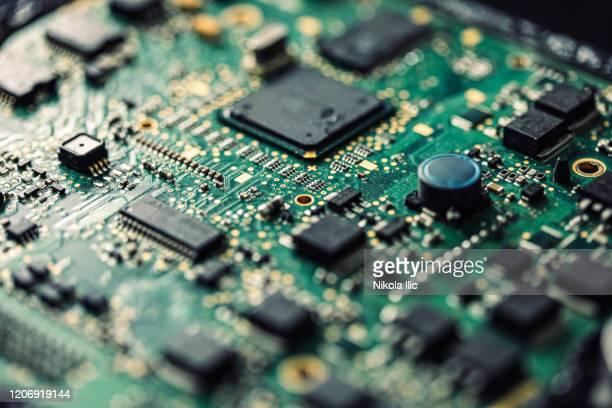 autochip tuning - machineonderdeel stockfoto's en -beelden