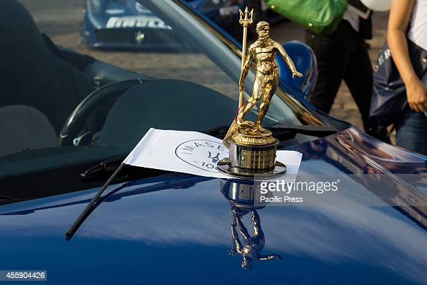 """Car collectors from all over the world attend the """"International Maserati Centennial Gathering"""" at Piazza San Carlo, Turin, Italy. The three days..."""