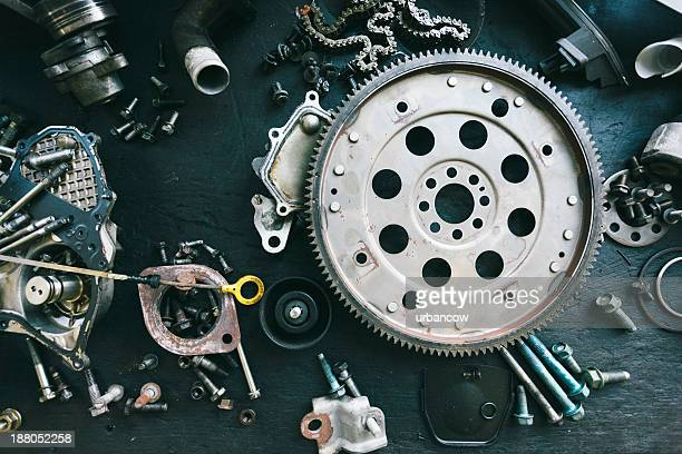 car components - auto repair shop stock pictures, royalty-free photos & images