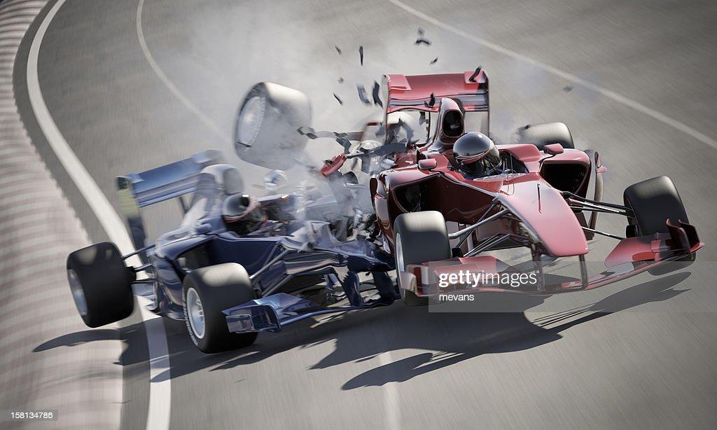 Car Crash : Stock Photo