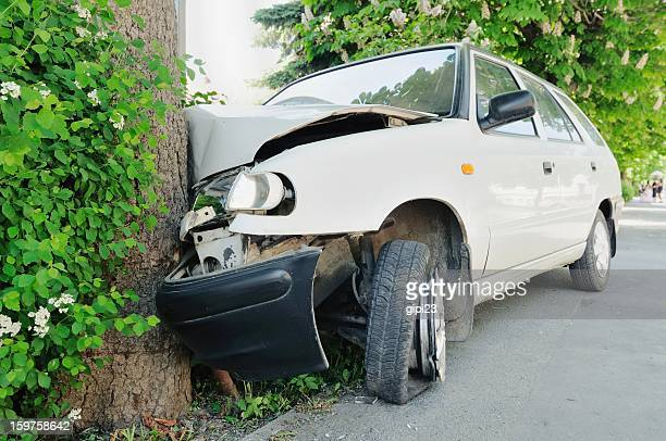 car crash - car accident stock pictures, royalty-free photos & images