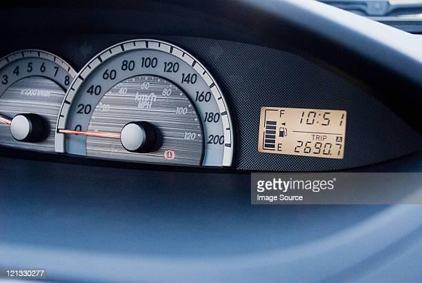 Car dash