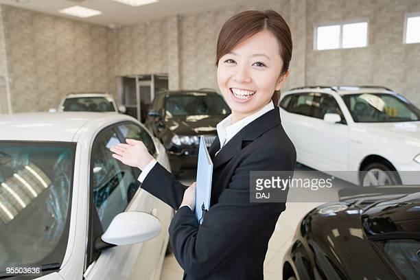 A Car Dealer