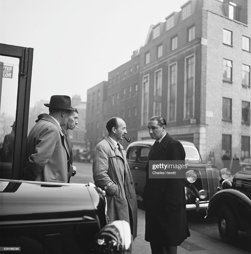 Car Dealers Of Warren Street Pictures Getty Images