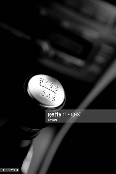 car detail gearshift