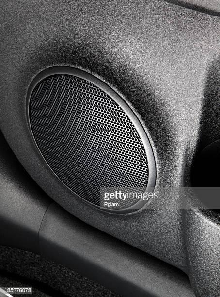 Car door stereo sound speaker