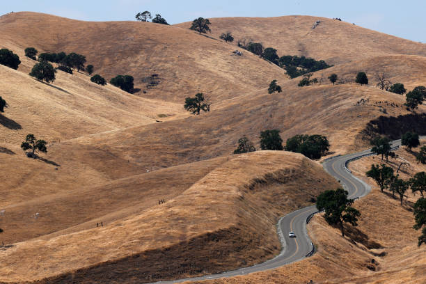CA: California's Central Valley Struggles With Worsening Drought