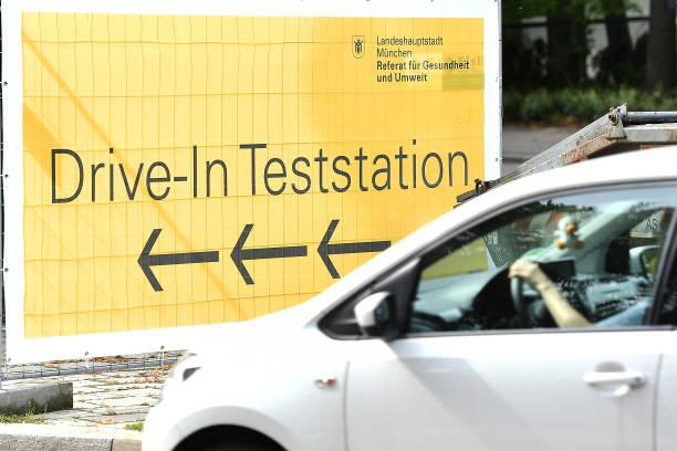 DEU: Munich Tightens Restrictions As Coronavirus Cases Rise