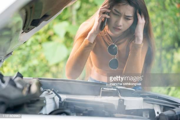 car engine overheat - コショウ ストックフォトと画像