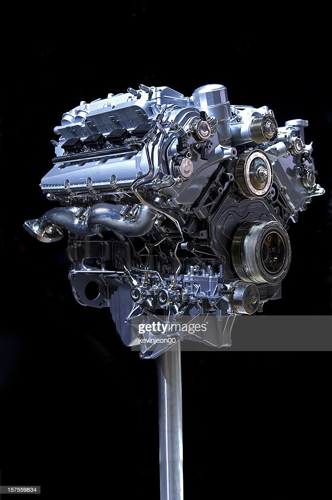 Car Engine High Res Stock Photo Getty Images