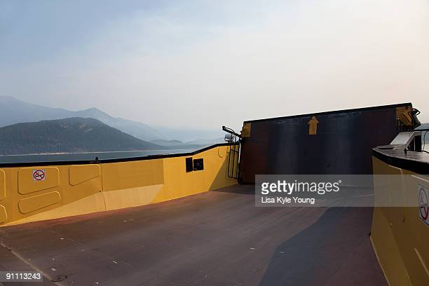 Car ferry ramp