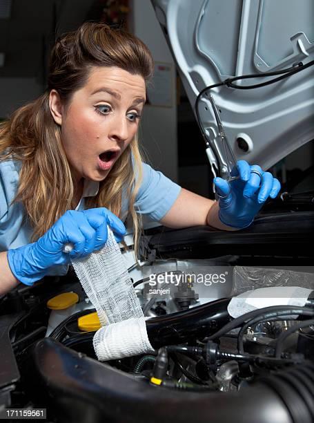 Car first aid