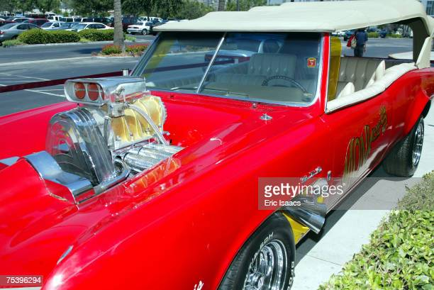 Car from 1960s TV series The Monkees