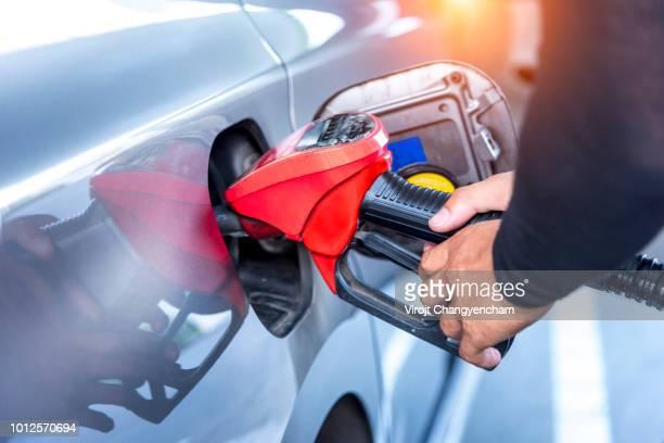 car fuels concept