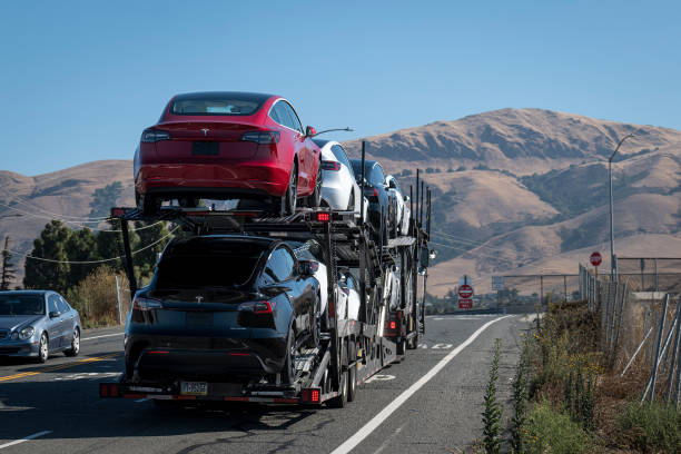 CA: Tesla's California Assembly Plant On Battery Day
