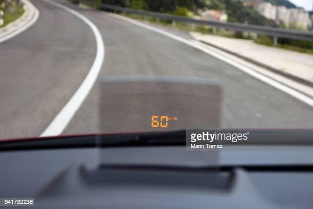 Car head up display