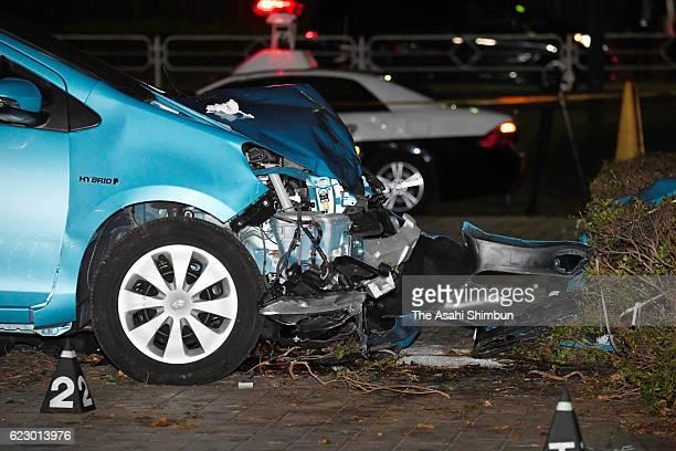 Car Acciddent On I Saturday November Th