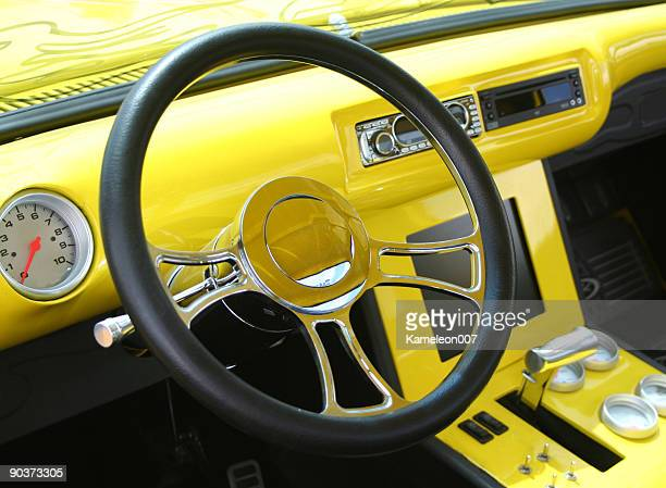 car interior - low rider stock pictures, royalty-free photos & images