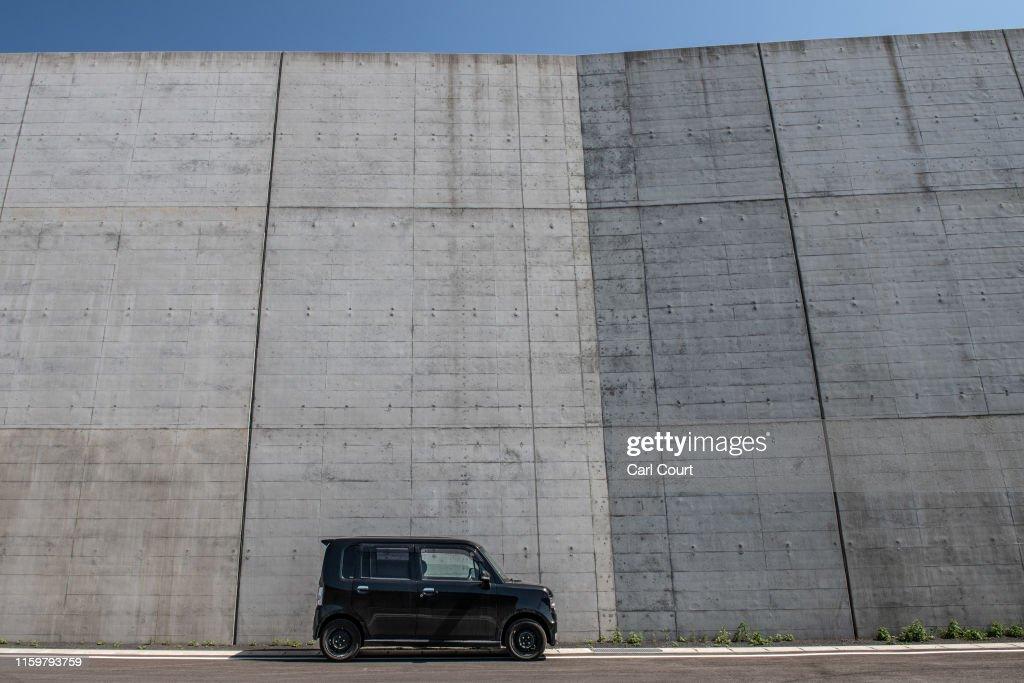 Japan's Wall : ニュース写真