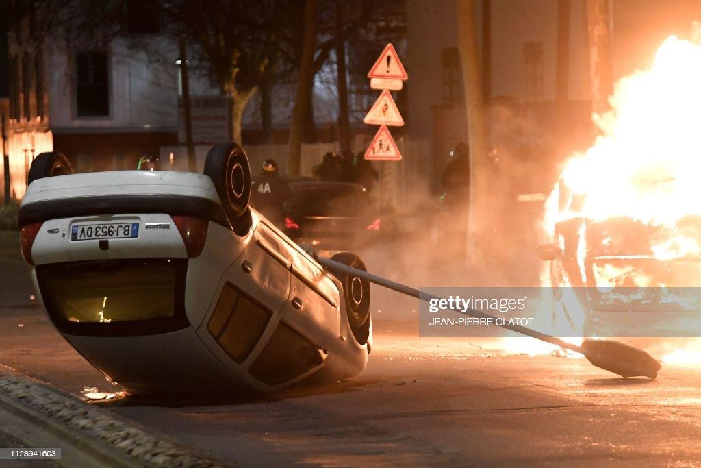 FRANCE-CRIME-POLICE : News Photo
