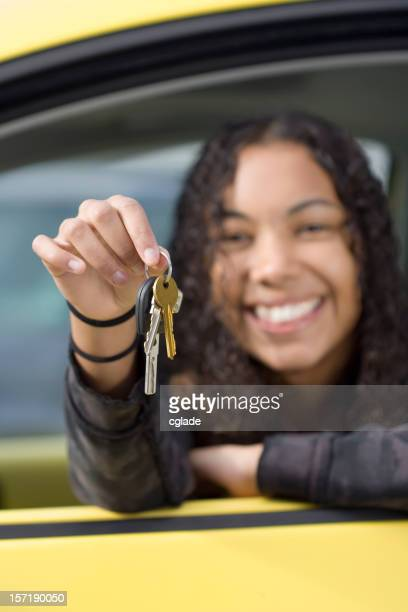 Car Keys and New Driver